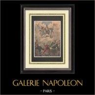 Berlín 1806 - Napoleón - Guerras Napoleónicas - Alemánes - Cumpleaños de 1870