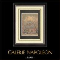 Espectáculo - ópera cómica - Panurge - Théâtre de la Gaîté - Paris 1895