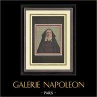 Espetáculo - Ópera Garnier - Le Prophète - Marie Delna - Paris 1898