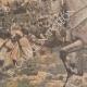 DÉTAILS 02 | Peinture - Menelik II à la bataille d'Adoua - Ethiopie - Paul Buffet - Salon de 1898