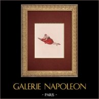 Moulin Rouge - Cabaret a Parigi - Montmartre - Années Folles - Spaccata