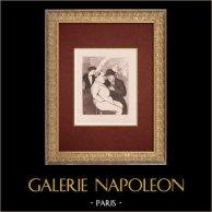 Moulin Rouge - Kabaré i Paris - Montmartre - Années Folles - La Combine