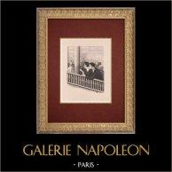 Moulin Rouge - Cabaret Parisien - Montmartre - Années Folles - Idylle