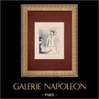 Moulin Rouge - Cabaret Parisien - Montmartre - Années Folles - La Garçonne