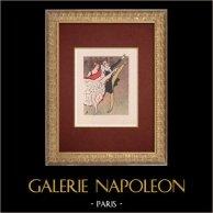 Moulin Rouge - Cabaret a Parigi - Montmartre - Années Folles - Monsieur et Madame