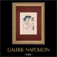 Moulin Rouge - Cabaret Parisien - Montmartre - Années Folles - Monsieur Henry
