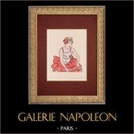 Moulin Rouge - Cabaret Parisien - Montmartre - Années Folles - L'étoile du Quadrille