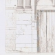 DETAILS 03 | Architect's Drawing - Church of Cergy - Portal - Île-de-France (A. Leblan)