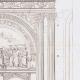 DETAILS 05 | Architect's Drawing - Church of Cergy - Portal - Île-de-France (A. Leblan)