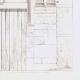 DETAILS 08 | Architect's Drawing - Church of Cergy - Portal - Île-de-France (A. Leblan)