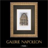 Palais du Louvre - Pavillon Richelieu (Paris)