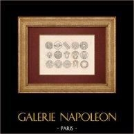 Horlogerie - Décorations - Gravures de Montres - Piaget