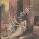 DÉTAILS 03 | Affaire Gouffé - Le Meurtre - Malle sanglante de Millery (1889)