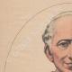 DÉTAILS 01   Portrait du Pape Léon XIII (1810-1903)
