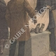 DÉTAILS 02 | Meurtre - Confrontation à la morgue - 19ème Siècle