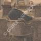 DÉTAILS 02 | Meurtre sur le Boulevard du Temple à Paris - Anastay chez le juge - 1892
