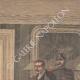 DÉTAILS 03 | Meurtre sur le Boulevard du Temple à Paris - Anastay chez le juge - 1892