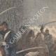 DÉTAILS 05   Emeutes en Allemagne - La Cavalerie - Guillaume II d'Allemagne - 19ème Siècle