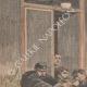 DÉTAILS 01 | Arrestation de Ravachol - Anarchiste français (30 Mars 1892)