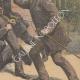 DÉTAILS 04 | Arrestation de Ravachol - Anarchiste français (30 Mars 1892)