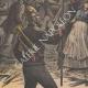 DÉTAILS 05 | Ravachol - Anarchiste français - Explosion dans le restaurant Very - 19ème Siècle