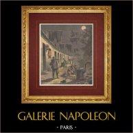 Los traperos de Paris en el siglo 19