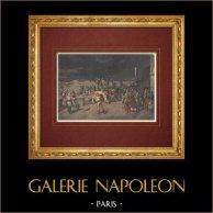 Show - Swordsmanship - Jules Mary & Georges Grisier - 1892 - Paris