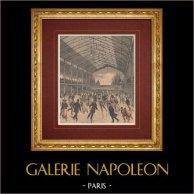 Rink i Paris - 19. Århundrade