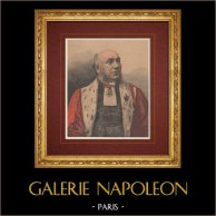 Porträt von Samuel Périvier (1828-1902) - Richter - Cour d'Appel - Paris