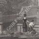 DETAILS 03 | Well - St Winefride's Well - Holywell - Flintshire (Wales - United Kingdom)