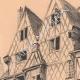 DÉTAILS 01 | Maison d'Adam - Maison à colombages - Angers - Maine-et-Loire (France)