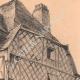 DÉTAILS 03 | Maison d'Adam - Maison à colombages - Angers - Maine-et-Loire (France)