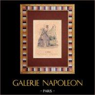 Modedrucke - Paris - La Sylphide - Leclere - Delon - Richard Potier - Oudinot