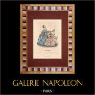 Modedrucke - Paris - La Sylphide - Ferriere Penoux - Mayer - Chapron - Oudinot