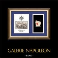 Selo Imperial - Napoleão I - Primeiro Império Francês - Italia - Piemonte - Turim - Gouvernement général des départements au-delà des Alpes