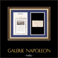 Napoleonic Wars - 1811 - Artillery - General of Division St Laurent - Permission granted to the Battalion Commander