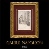 Favole di La Fontaine - Il bambino e lo specchio
