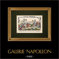 Napoleon Bonaparte - Bitwa pod Austerlitz - Davoust, Lannes, Murat (1805)