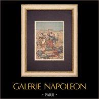 Argelia - Colonización Francesa - Muerte de Auguste Collot (1896)