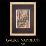 Szmacianki z Paryża w XIX wiek