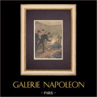 Asesinato en Paris - Hotel - Rue Berthe (1899)