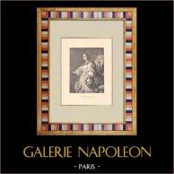 Florencia - Judith con la cabeza de Holofernes - Cristofano Allori (Italia)