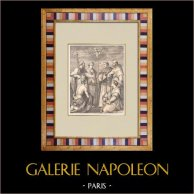 Florence - Discord of the Sainte-Trinité - Andrea del Sarto (Italy)