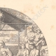 DÉTAILS 03   L'Adoration des Mages (Domenico Ghirlandaio)
