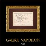 Encyclopédie Méthodique - Planche 1 - Astronomie - Jovilabe - Jupiter
