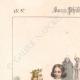 DETALLES 01 | Moda Francesa y Trajes - Siglo XIII - Escudero del Rey - Beatrice de Borgoña