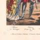 DETALLES 05 | Moda Francesa y Trajes - Siglo XIII - Escudero del Rey - Beatrice de Borgoña