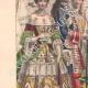 DETALLES 02   Moda Francesa y Trajes - Siglo XVII-XVIII - Luis XIV - Princeza - Marquesa de Seignelay