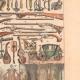 DÉTAILS 04 | Art Français - XVIIème Siècle - Meubles - Armes - Architecture (Louis XIII)