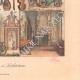 DÉTAILS 06 | Art Français - XVIIème Siècle - Meubles - Armes - Architecture (Louis XIII)